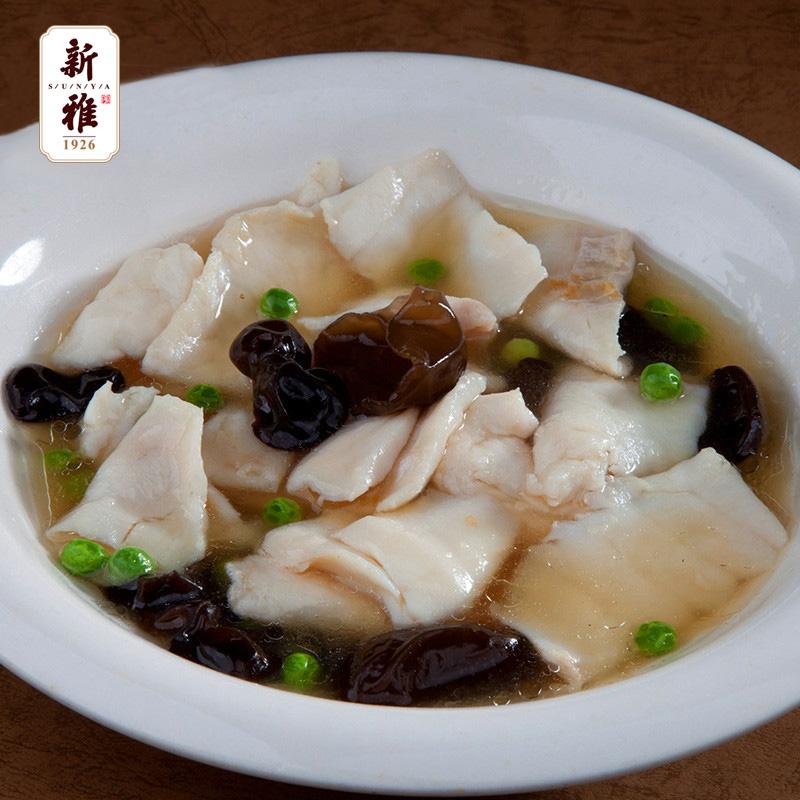 上海新雅速冻半成品菜糟溜鱼片500g*3袋