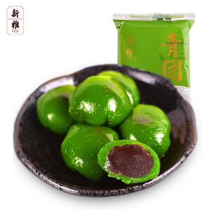 【经典】豆沙青团360g*4盒